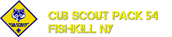 Cub Scout Pack 54 Fishkill NY